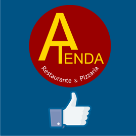 Abrir página no Facebook do A Tenda Pizzaria e Restaurante